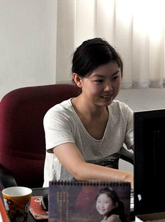 Xiao Shi менеджер компании